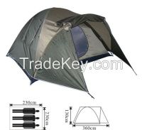 3 person camping tent, 4 season tent