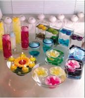 Sell Glass candle, craft candle