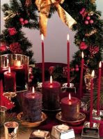 Sell Christmas candle, craft candle