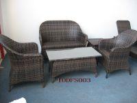 Wicker Sofa (IODFS003)