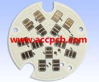 LED Metal Clad PCB