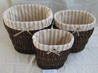 supply kinds of high quality willow basket, furniture, arts and crafts