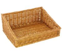 Sell willow bread display basket