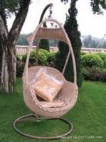 Sell rattan hanging chair
