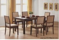 Dining Table modern new malaysia 2010 - TF161D-CK417D