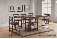 Dining Table modern new malaysia 2010 - TE165B-CK804B