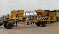 Sell Mobile Asphalt Plant - Mobile Asphalt Mixing Plant Manufacturers