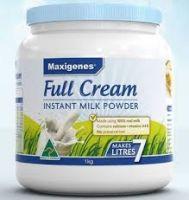 Full Cream Milk Powder For Children