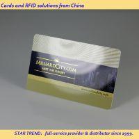Printed Proximity Cards