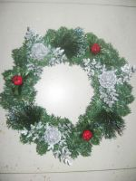 Sell christmas Garland:TH1052-40-SL