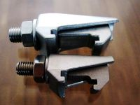 double claw clamp
