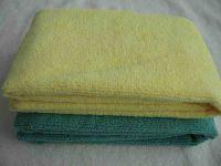 Sell Microfiber face towel