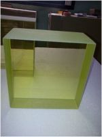 lead glass for x-ray shielding radioactive protection
