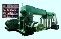 clay brick extruding machine