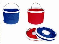 Sell 9 Litre Foladble Bucket (PH-001)