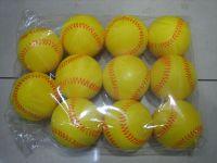 Sell pu ball-2