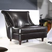 Sell Sofa Set with Sponge Filling, Independent Spring Seat and Kiln-dr
