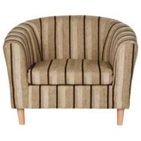 Sell Armchair with Rubber Wooden Leg, Fir Wooden Frame and KD, Customi