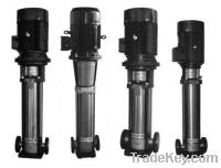 Sell vertical stainless steel pump