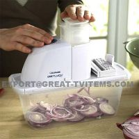 Sell culinare one touch slicer