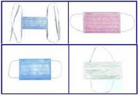 Sell Surgical Face Mask, Disposable Face Mask, Paper Face Mask