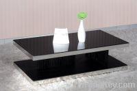 Sell modern excellent table, wood veneer furniture, coffee table