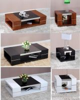 Sell coffee table collection/end tablr/side table/wood table