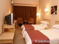 Hotel Furniture, Hotel Bed, Mattress, Desk, Luggage Rack, Lounge chair, Sofa
