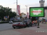 advertising moving displays and all kinds of advertising materials