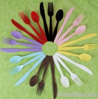 Sell Disposable plastic PP cutlery