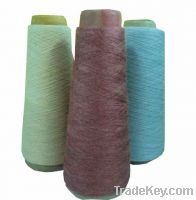 Sell acrylic polyester blended yarn