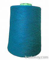 Sell cotton viscose angora blended yarn