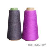 Sell viscose and kafetex fiber blended yarn