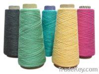 Sell cotton viscose milk fiber blended yarn (SCRN'3035-0818)