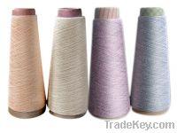 Sell cotton acrylic yarns