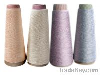 Sell Bamboo cotton blended yarn
