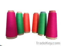 Sell 100% Viscose Dyed Yarn