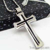 Factory Price custom titanium cross pendants