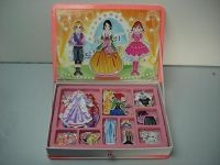 Sell dress up magnetic games
