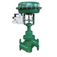 ZXPF Pneumatic F46 Single Seated Control Valve