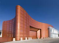 Metal facade, External Claddings