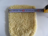 Sell Synthetic Wool Car Cleaning Mitt