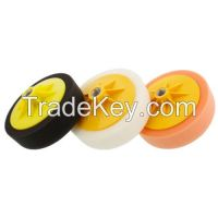 """3 Pad Buffing and Polishing Kit with 3 - 6\"""" Direct to Polisher Mount Foam Pads"""