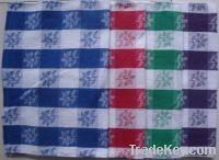 Sell Cotton Jacquard Tea Towels