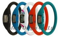 silicone ion watches, Silicone Wristband Watch