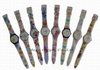 Promotion plastic watches, promotional watches