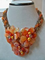 Sell Carnelian Necklace