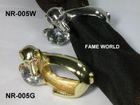 Napkin Ring NR-005W
