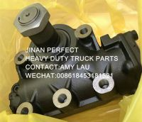 SELL POWER STEERING BOX FOR BEIBEN/SINOTRUK/SHACMAN/FAW