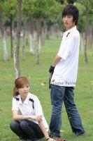 Sell Golf Shirt, Golf  T-Shirts, T-shirts  FT152&FT153